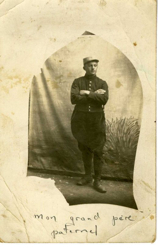 Photo d'Eugène PEJOUX.